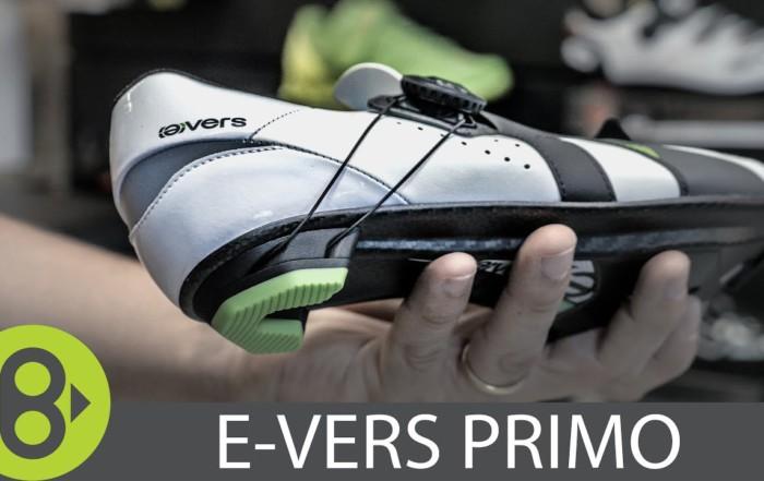 E-VERS Primo… una scarpa diversa da tutte le altre