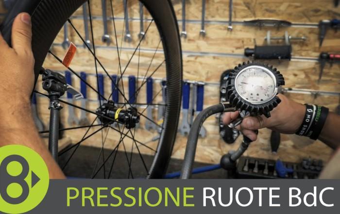 Come calcolare la pressione dei pneumatici? (BDC)